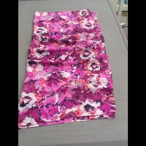 Beautiful Abstract print scarf